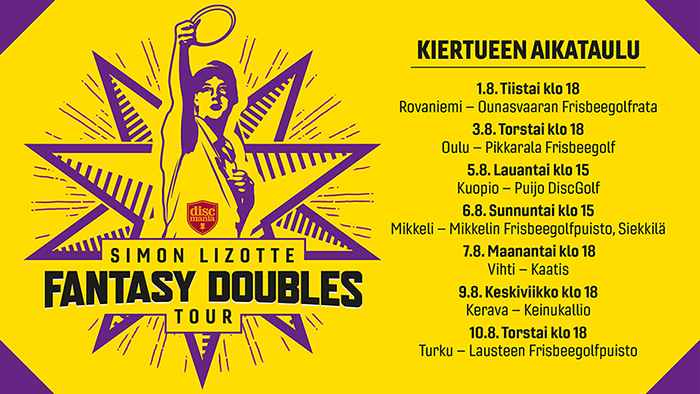 Simon Lizotte Fantasy Doubles Tour 2017 700px